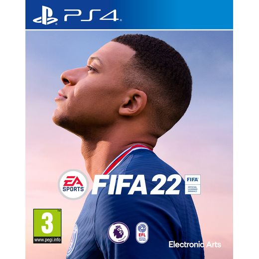FIFA 22 for PlayStation 4