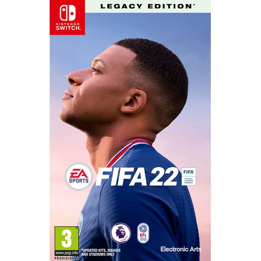 FIFA 22 for Nintendo Switch