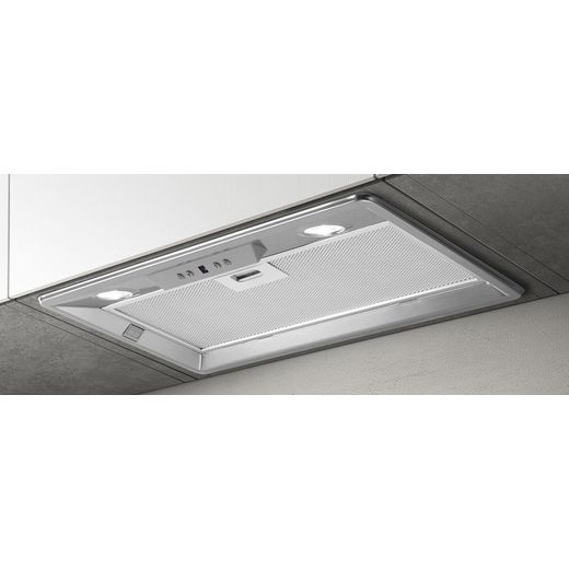 Elica ELB-LUX-SS-80 70 cm Canopy Cooker Hood - Stainless Steel - C Rated