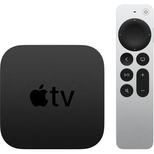 Apple TV 4K 64GB - Black