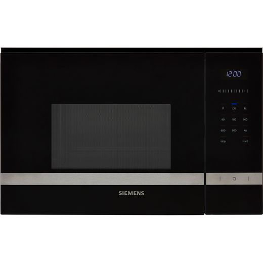 Siemens IQ-500 BF555LMS0B Built In Microwave - Stainless Steel