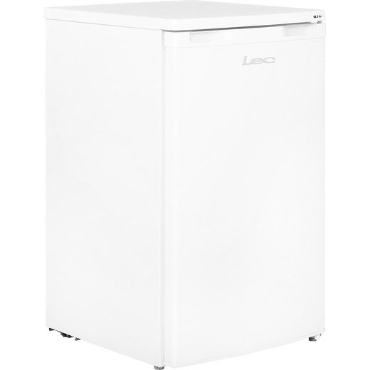 Lec U5010W.1 Under Counter Freezer - White - F Rated