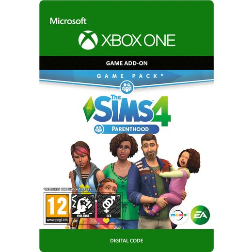 The Sims™ 4 Parenthood Add On for Xbox One