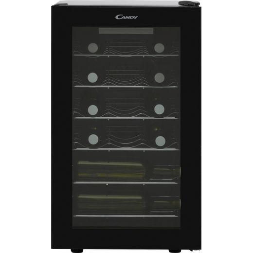 Candy DiVino CWC021M/N Wine Cooler - Black - G Rated
