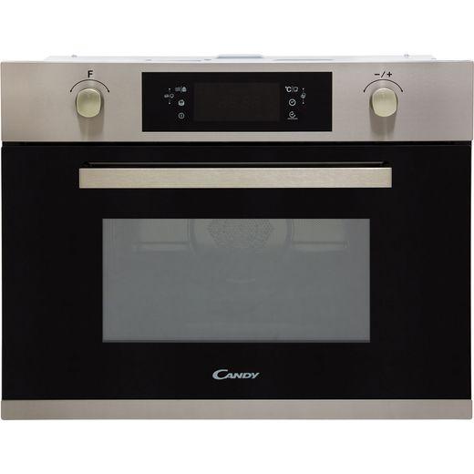 Candy MIC440VTX Built In Microwave - Black Glass / Steel