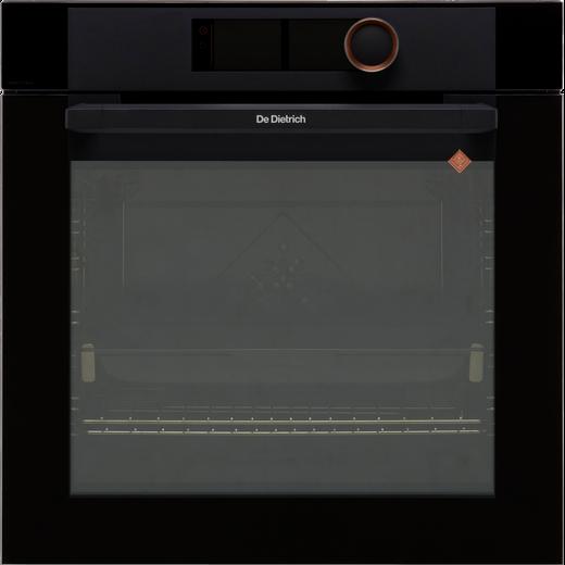 De Dietrich DOP8785A Built In Electric Single Oven - Black