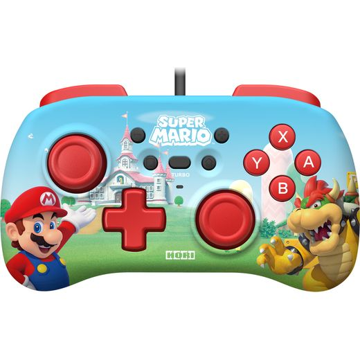 Hori Super Mario Gaming Controller For Nintendo Switch - Multi Colour