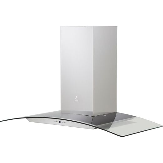 Elica REEF-A-90 Chimney Cooker Hood - Stainless Steel - A Rated