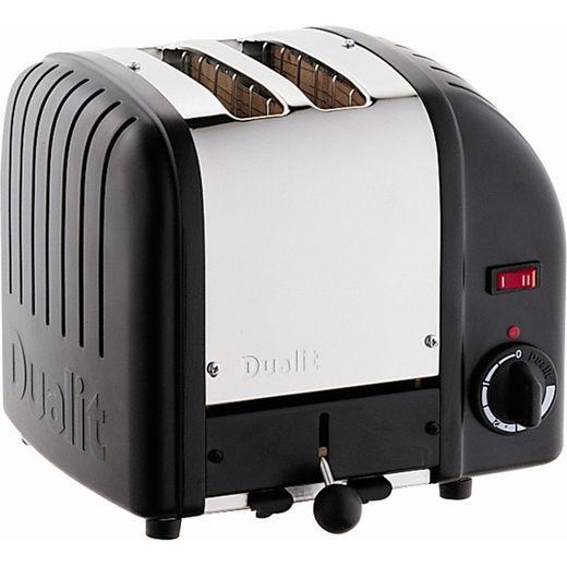 Dualit Classic Vario 20237 2 Slice Toaster - Black