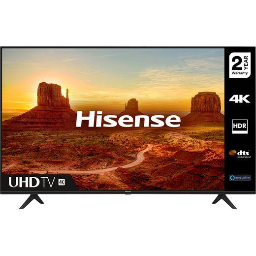 "Hisense 43A7100FTUK 43"" Smart 4K Ultra HD TV"