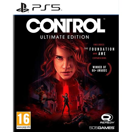 505 Games Control - Ultimate Edition for PlayStation 5