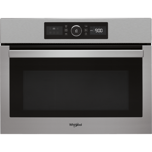 Whirlpool Absolute AMW9615/IXUK Built In Microwave - Stainless Steel