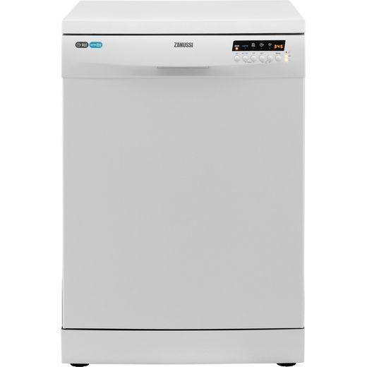 Zanussi ZDF26004WA Standard Dishwasher - White