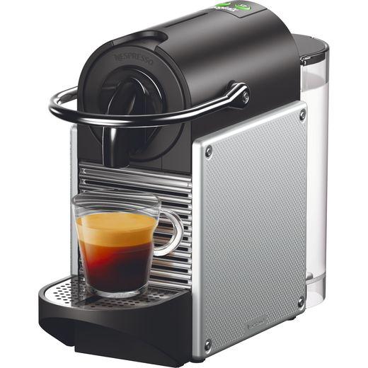 Nespresso by Magimix Pixie & Milk 11358 - Silver