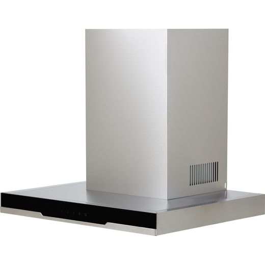 Hoover H-HOOD 500 HDSV685B 60 cm Chimney Cooker Hood - Stainless Steel - A Rated