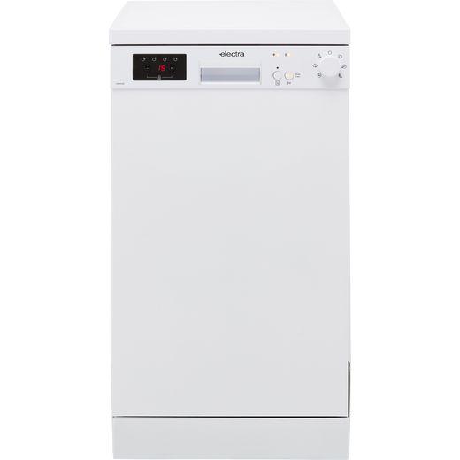 Electra C1845WE Slimline Dishwasher - White