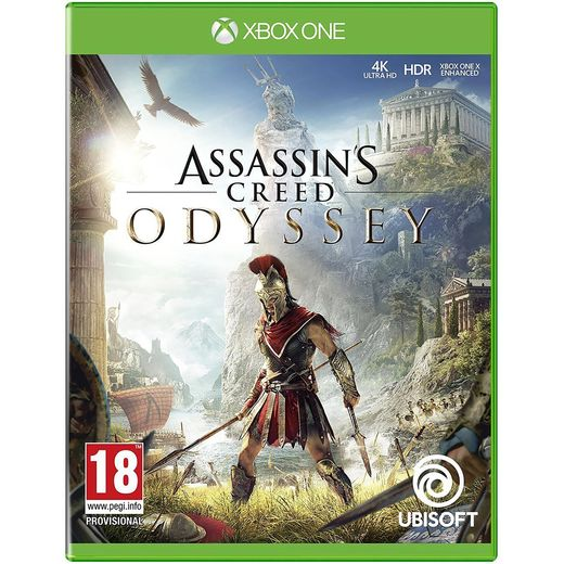 Assassins Creed Odyssey for Xbox