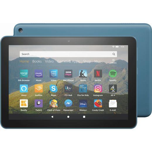 "Amazon Fire HD 8"" 64GB Wifi Tablet - Twilight Blue"