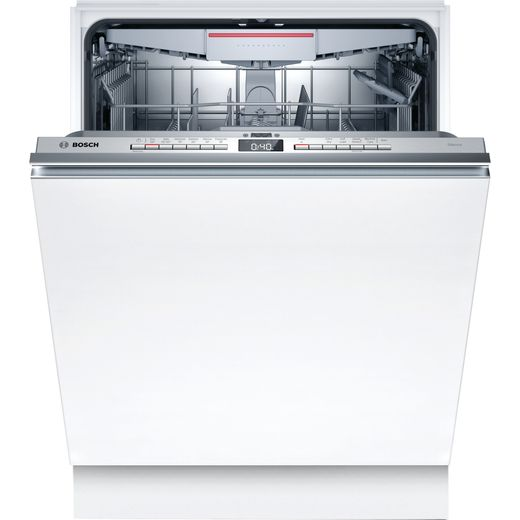 Bosch Serie 4 SGV4HCX40G Fully Integrated Standard Dishwasher - Stainless Steel Control Panel - D Rated