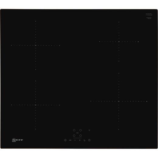 NEFF N50 T36FB40X0 59cm Induction Hob - Black