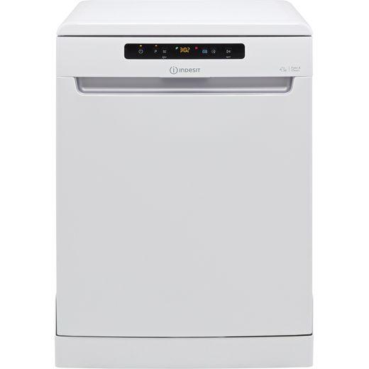 Indesit DFO3T133FUK Standard Dishwasher - White - D Rated