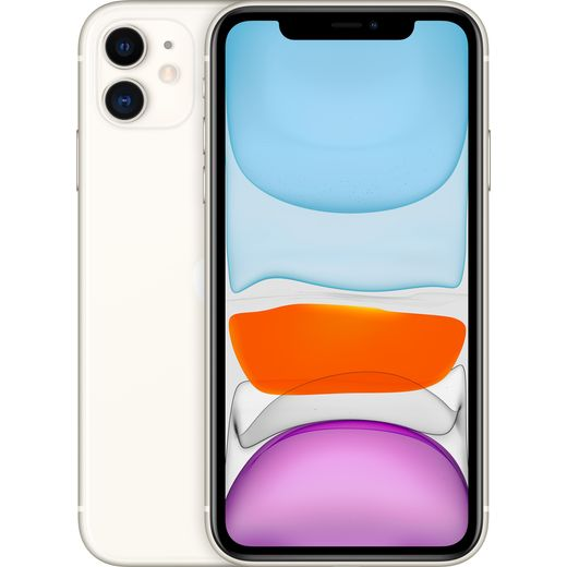Apple iPhone 11 128GB in White