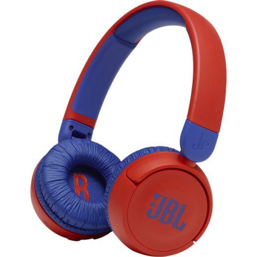 JBL JR310 Head-band Bluetooth Headphones - Red
