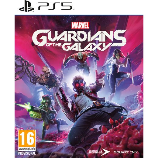 Marvel's Guardians Of The Galaxy for PlayStation 5