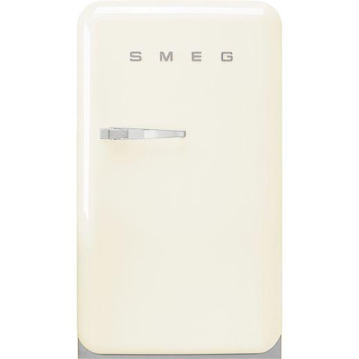 Smeg Right Hand Hinge Home Bar FAB10HRCR5 Fridge - Cream - E Rated