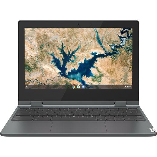 "Lenovo IdeaPad Flex 3 11IGL05 11.6"" 2-in-1 Chromebook Laptop - Blue"