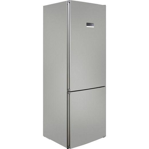 Bosch Serie 4 KGN49XLEA 70/30 Frost Free Fridge Freezer - Stainless Steel Effect - E Rated