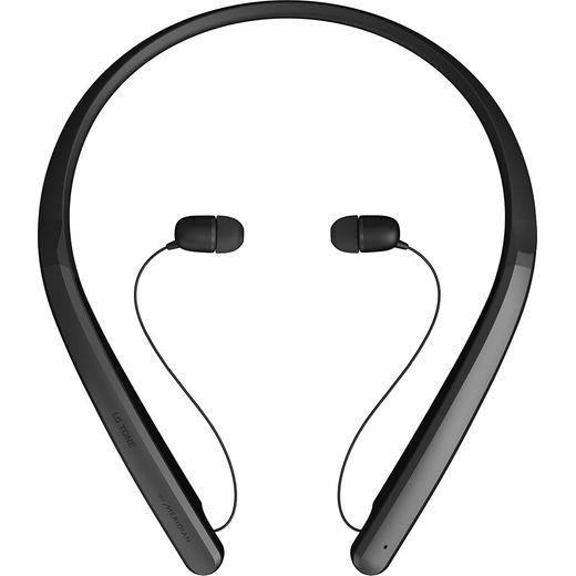 LG TONE Flex In-Ear Wireless Bluetooth Sports Headphones - Black