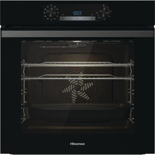 Hisense BI62212ABUK Built In Electric Single Oven - Black - A Rated