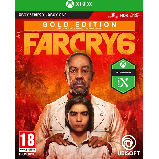 Far Cry 6 - Gold Edition for Xbox One