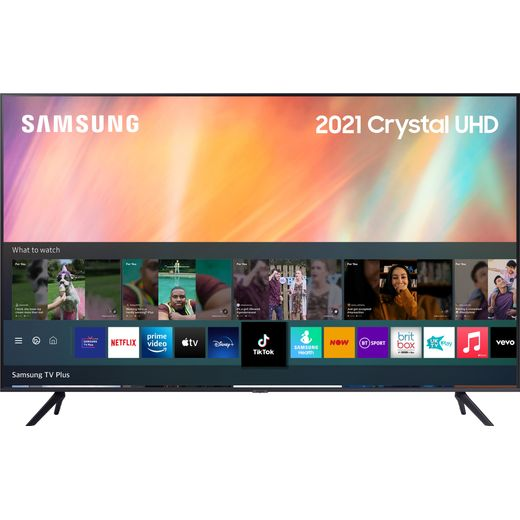 "Samsung UE43AU7100 43"" 4K Ultra HD TV"