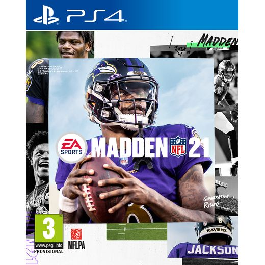 Madden NFL 21 for Sony PlayStation