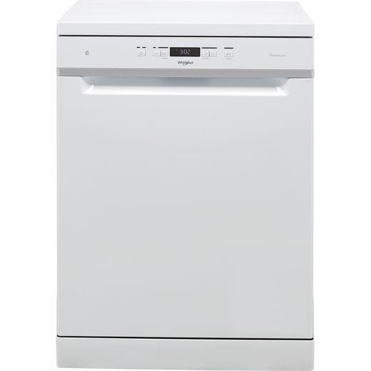 Whirlpool WFC3C33PFUK Standard Dishwasher - White