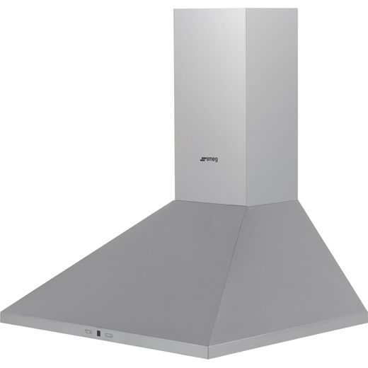 Smeg Cucina KSA600HXE 60 cm Chimney Cooker Hood - Stainless Steel - B Rated