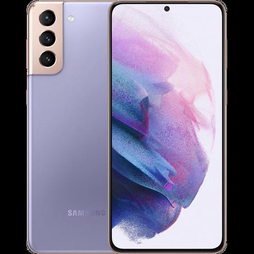 Samsung Galaxy S21+ 5G 256GB Smartphone in Phantom Violet