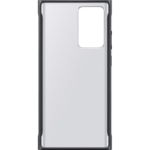 Samsung Clear Protective Case for Galaxy Note20 Ultra - Black