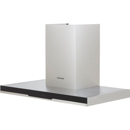Hoover H-HOOD 500 HDSV985B 90 cm Chimney Cooker Hood - Stainless Steel - A Rated