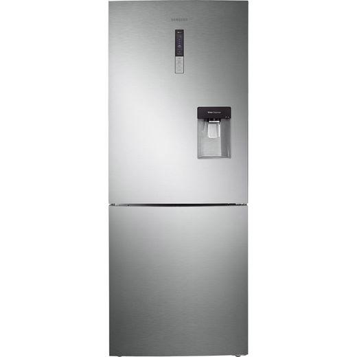 Samsung RL4363SBASL 70/30 Frost Free Fridge Freezer - Silver - F Rated