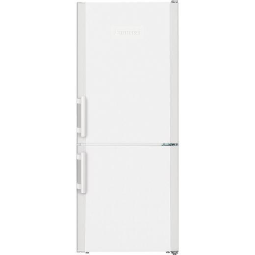 Liebherr CU2331 60/40 Fridge Freezer - White - F Rated