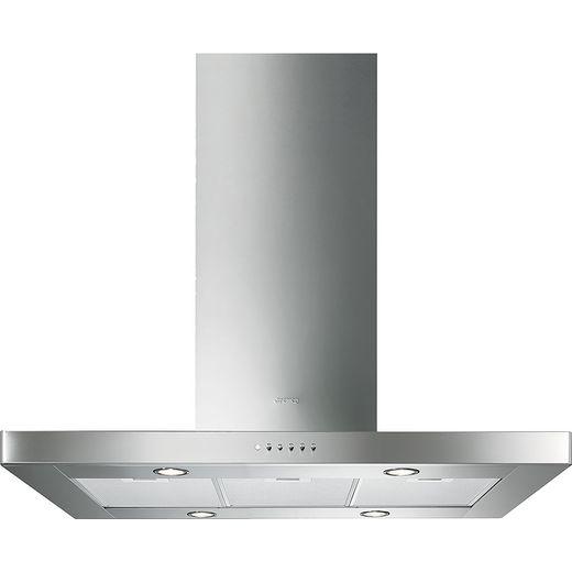 Smeg KI90XE 90 cm Island Cooker Hood - Stainless Steel - B Rated