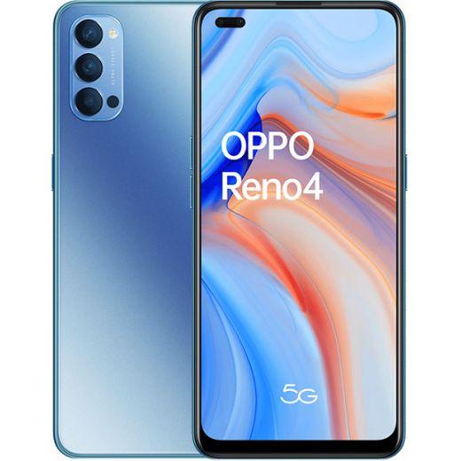 Oppo Reno 4 5G 128GB in Blue
