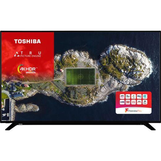 """Toshiba 50UL2063DB 50"""" Smart 4K Ultra HD TV"""
