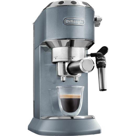 De'Longhi Dedica. EC785.AZ Espresso Coffee Machine - Blue