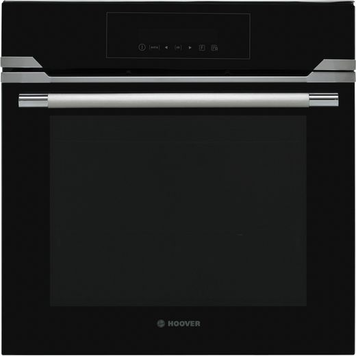 Hoover H-OVEN 700 PLUS HOZP717IN Built In Electric Single Oven - Black Glass - A+ Rated