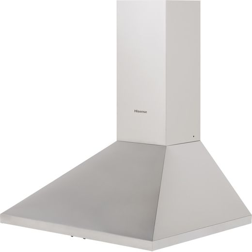 Hisense CH6C4AXUK 60 cm Chimney Cooker Hood - Stainless Steel - C Rated