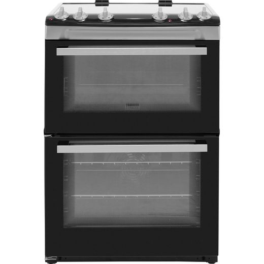 Zanussi ZCV66050XA Electric Cooker - Stainless Steel - Needs 11.2KW Electrical Connection